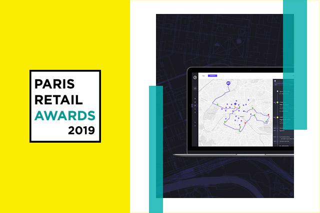 Logo Paris Retail Awards